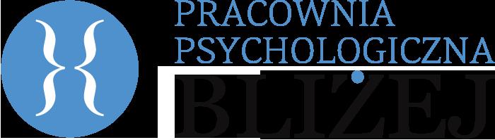 logo Pracowni Psychologicznej Bliżej